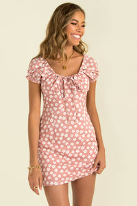 Laura Dress / Blush