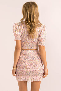 Demi Top / Blush