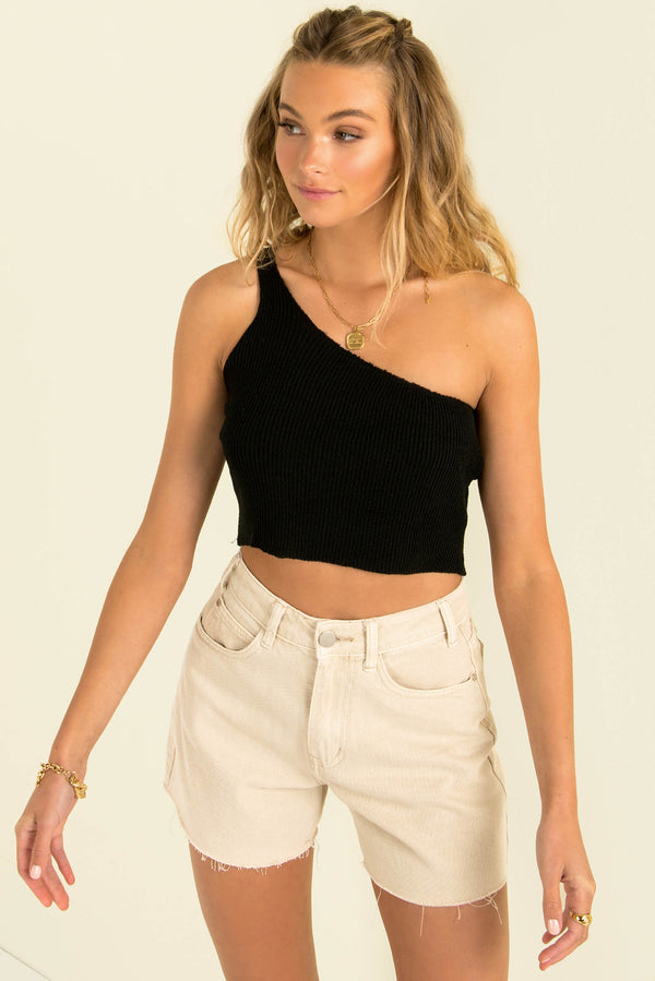 Hilary Top / Black