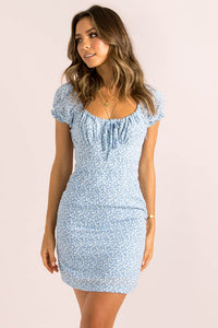 Bianca Dress / Blue