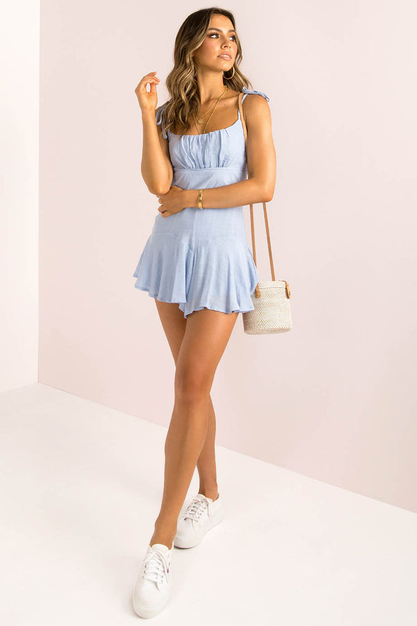 Annie Playsuit / Lake