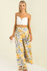 Kindred Pants / Floral