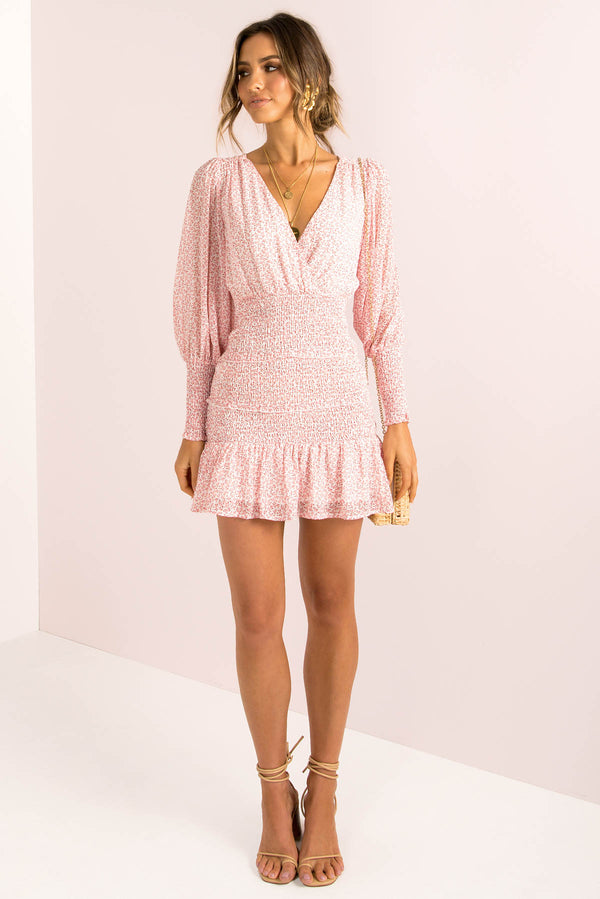 Shayla Dress / Pink