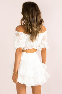 Twilly Top / White