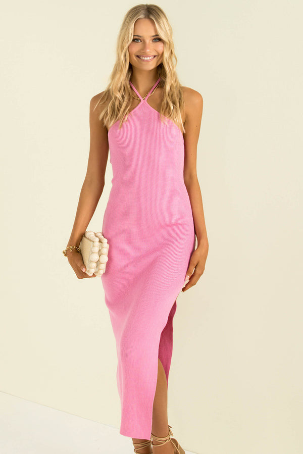 Mandy Dress / Pink