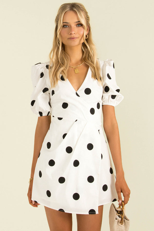 Kittie Dress / Spot
