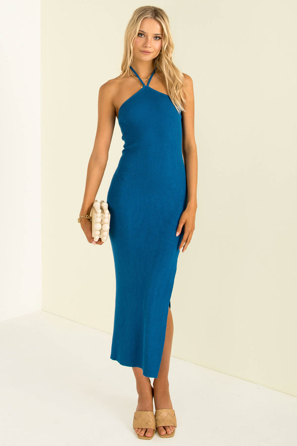 Mandy Dress / Blue