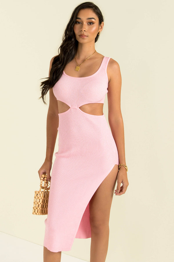 Valerie Dress / Pink