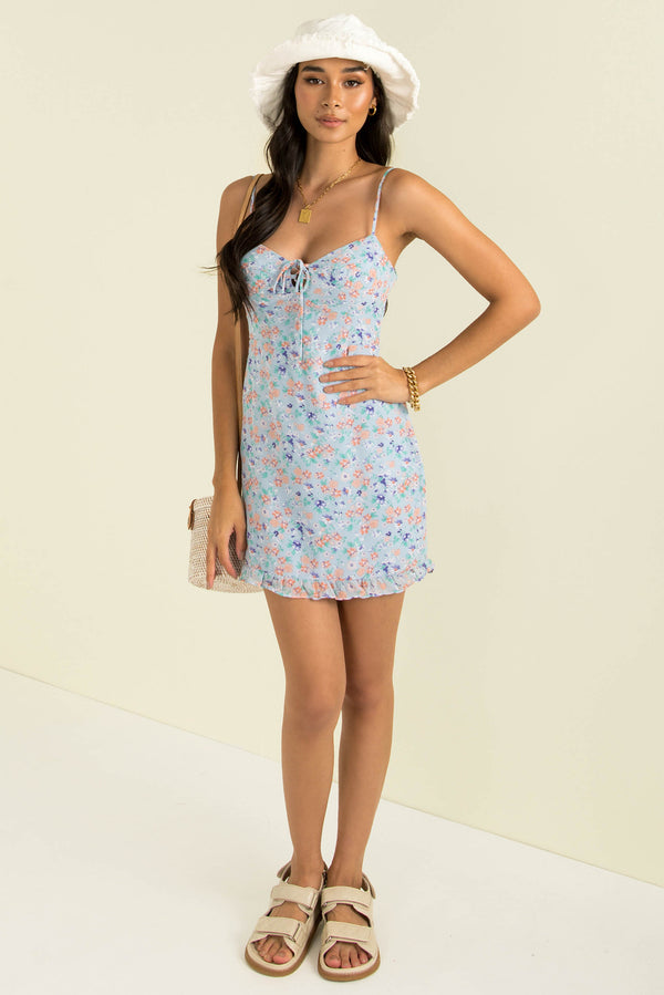Arley Dress / Blue