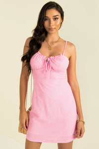 Marleigh Dress / Pink