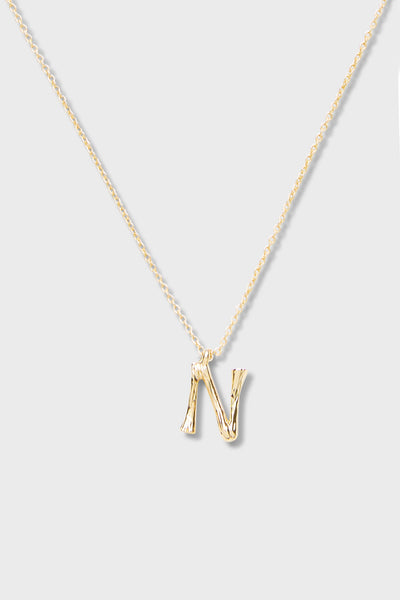 N - Initial Necklace