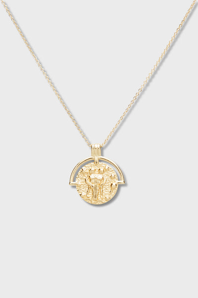 Astrology Necklace - Gemini