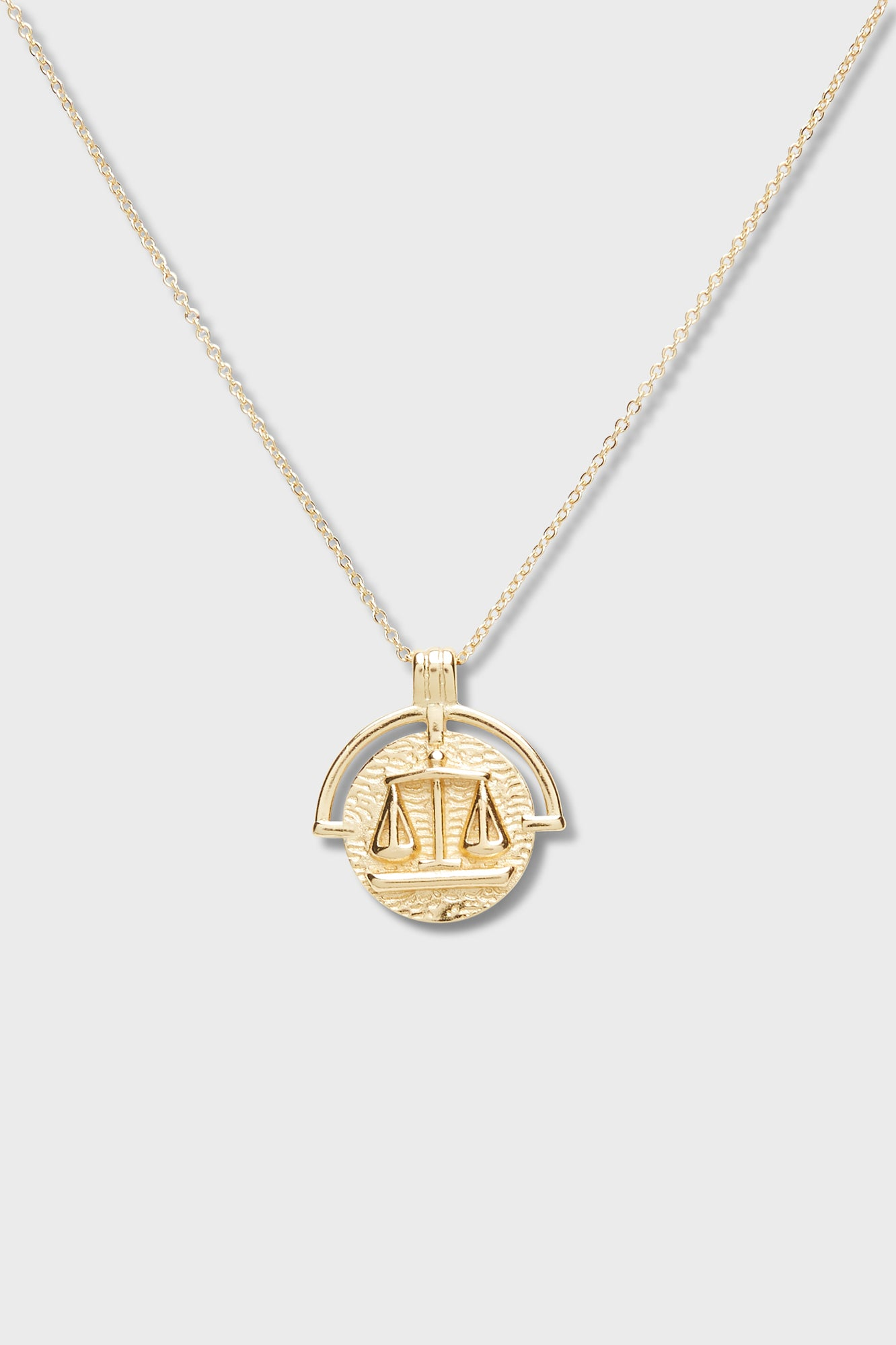 Astrology Necklace - Libra