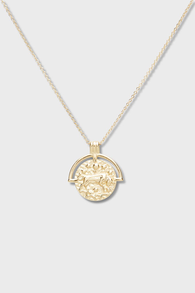 Astrology Necklace - Taurus
