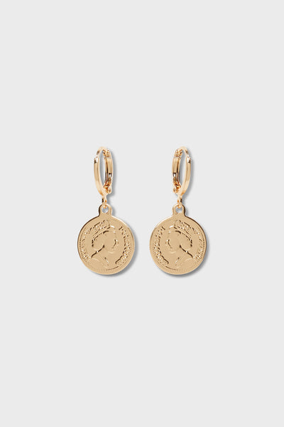 Dasha Coin Earrings