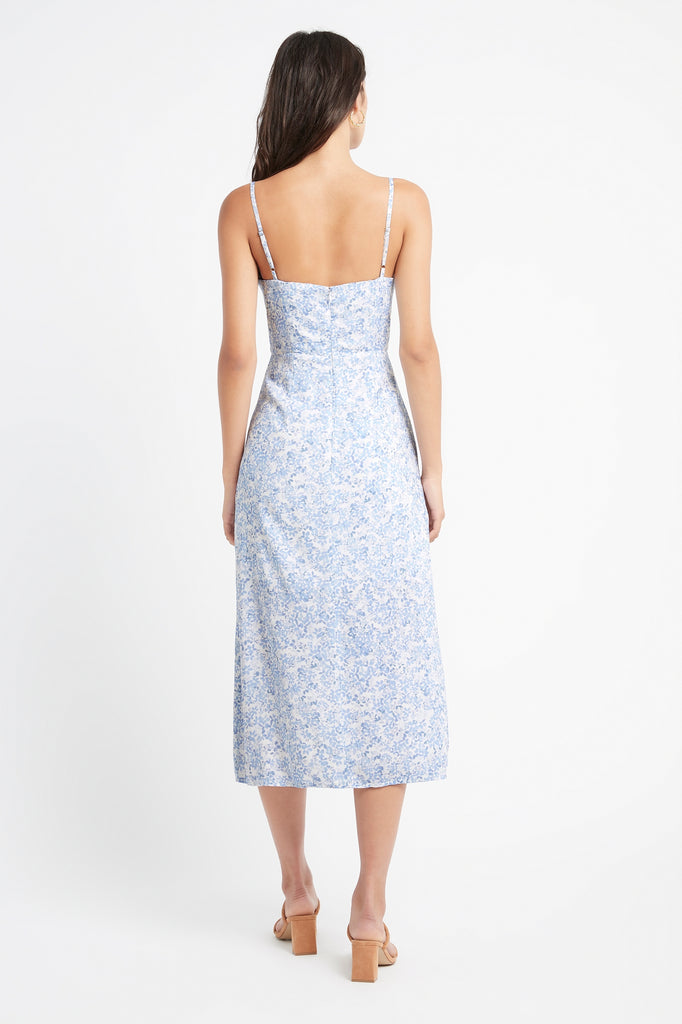 Darcy Split Midi Dress