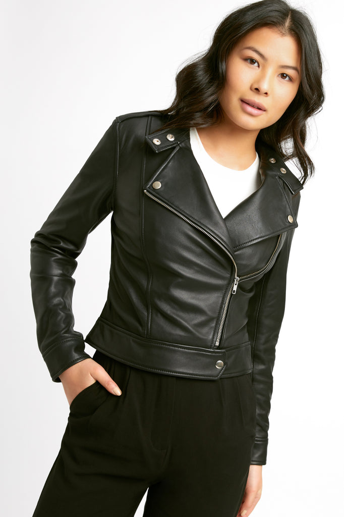 Porto Leather Jacket