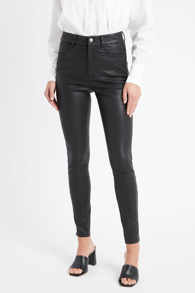 Soho Leather Pants