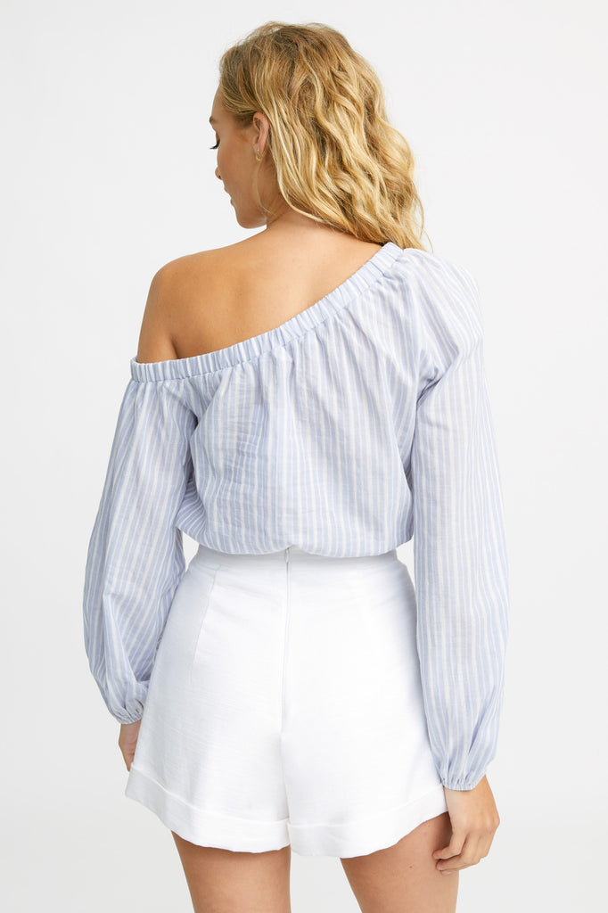 Olivia Stripe Top