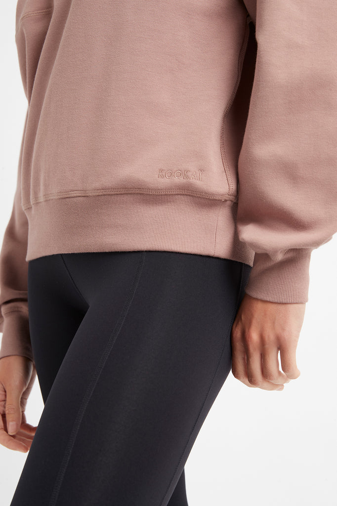 Isla Zip Sweatshirt