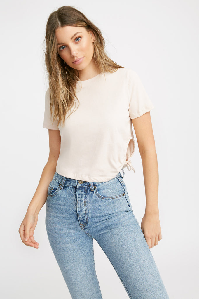 Blair Drawstring Tee