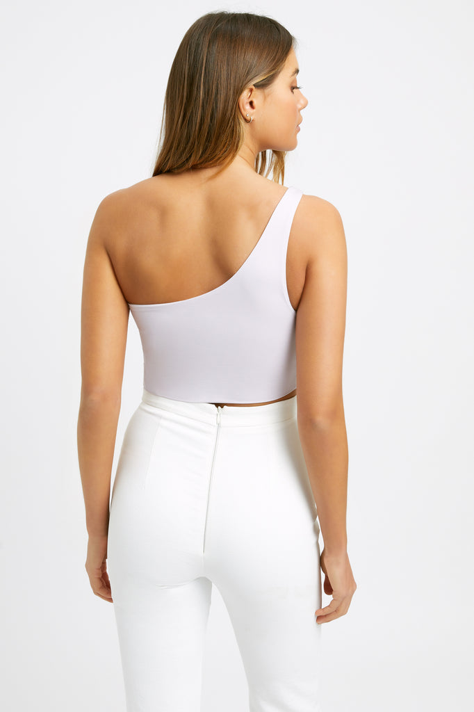 Isla One Shoulder Crop