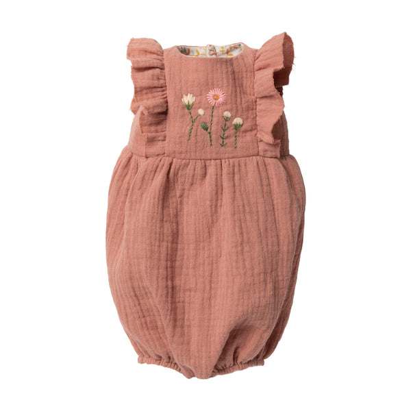 Maileg Bunny in Rose Jumpsuit - Size 5 - Avery Row