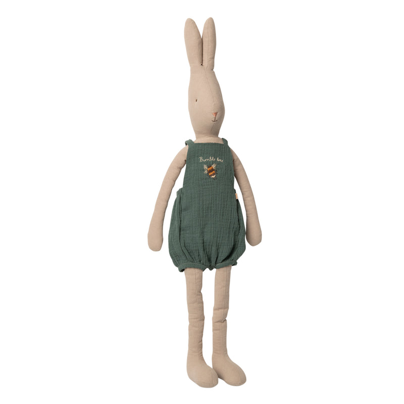 Maileg Rabbit in Overalls - Size 5