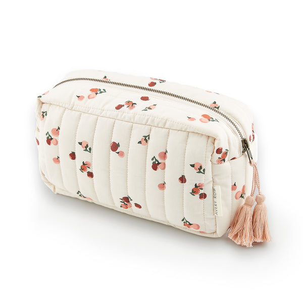 Wash bag - Peaches - Avery Row