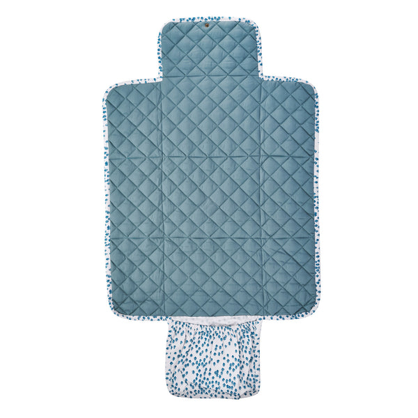 Travel Baby Changing Mat - Nordic Forest
