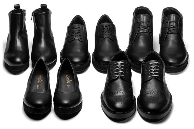 Maratown™ launches the world's most cushioned dress shoes.