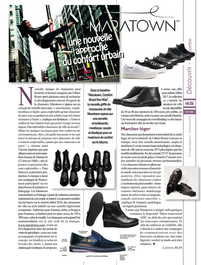 Chausser Magazine, Dec 2016