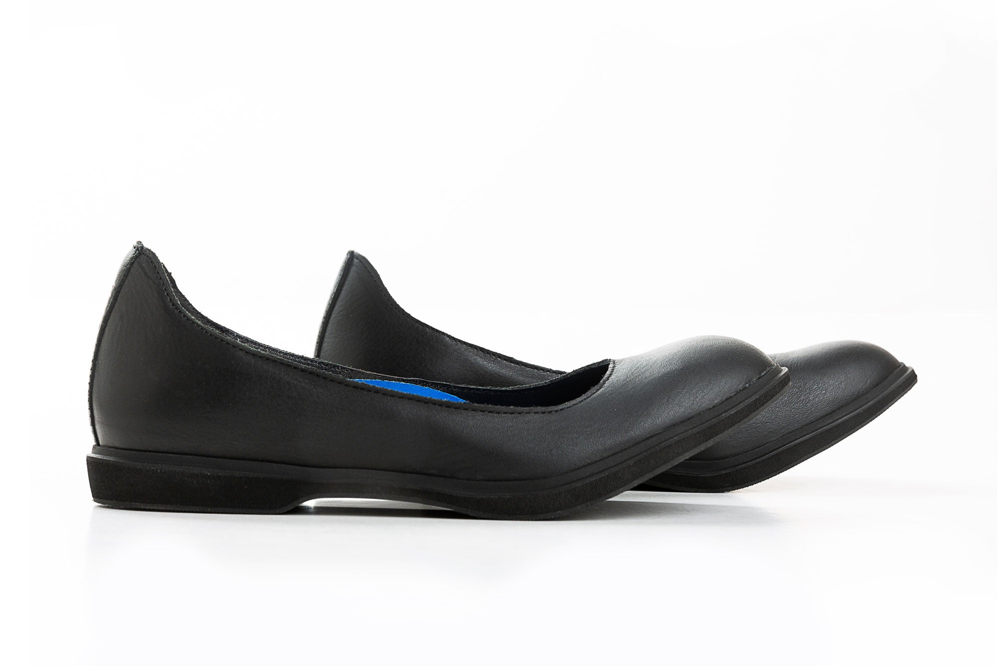 caa73312c5 ... Most Comfortable Womens Flats For Work - MARATOWN - super cushioned  sole - most comfortable shoes ...
