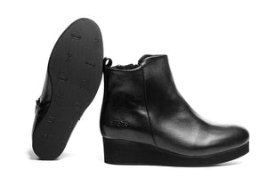 Womens Booties - MARATOWN - super cushioned sole - most comfortable shoes