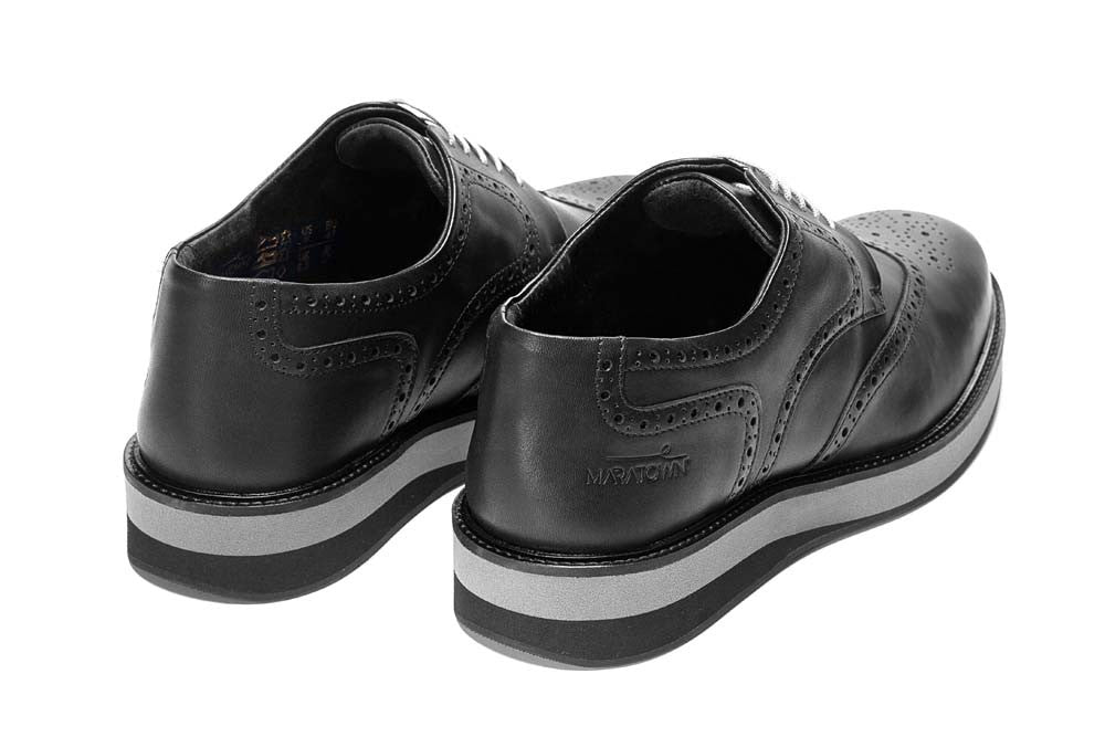 most comfortable mens brogues cushioned maratown