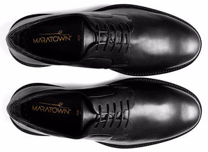 Mens Dress Shoes - MARATOWN - super cushioned sole - most comfortable shoes