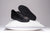 Sneakers, Black, Unisex - MARATOWN - super cushioned sole - most comfortable shoes