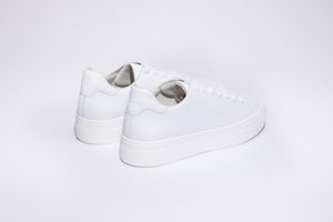 Sneakers, White, Unisex - MARATOWN - super cushioned sole - most comfortable shoes