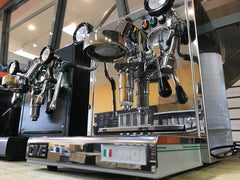 CIME CO-01 coffee machine with rotary pump