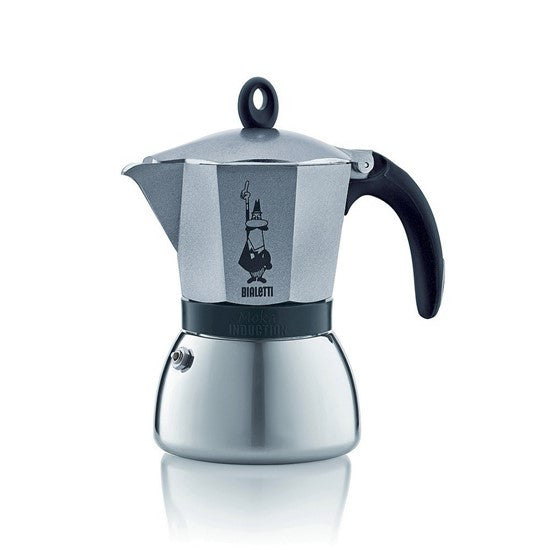 Moka Induction Grey