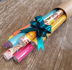 Luxury Gift Wrap Rolls