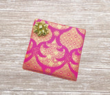 Purple Christmas Paper Sheets-Purple Xmas Gift Wrap