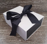 Luxury Gift Box Black and White