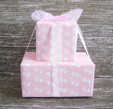 Baby Girl Pink Luxury Gift Wrapping Paper
