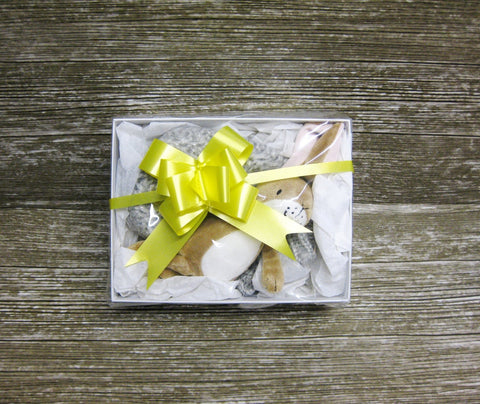 Clear Cellophane Gift Wrap