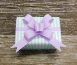 Pastel Green and Lilac Gift Wrap Pack