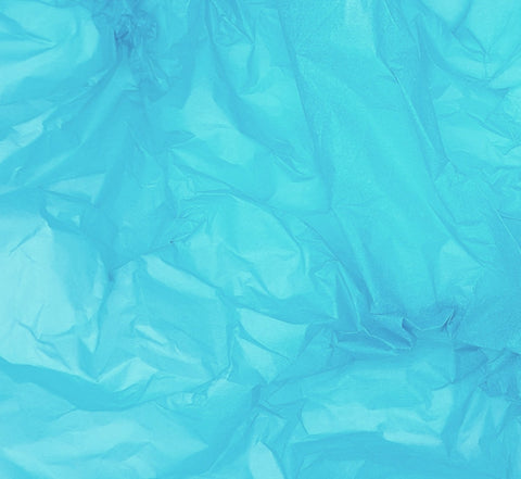 Light Blue Tissue Paper-Sky Blue Tissue Paper Sheets