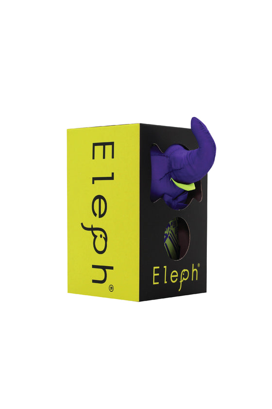 ELEPH KHID - M : Purple / Lime