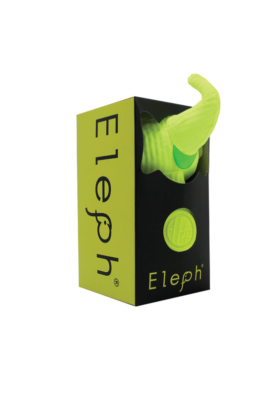 ELEPH FOLDABLE PLEAT - BACKPACK 2 : Lime / Green