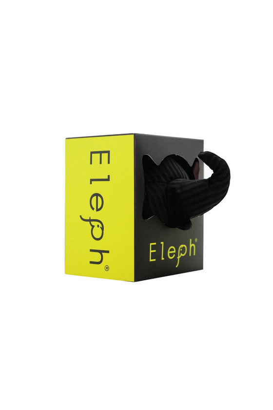 ELEPH FOLDABLE PLEAT - ACCSSORIES : Black
